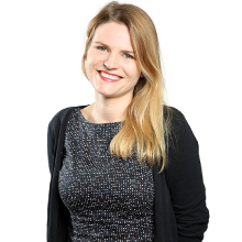 Aleksandra Solińska - international project manager