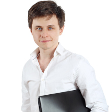 Władysław Zołoto - software developer