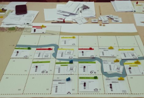 Flood Resilience Game