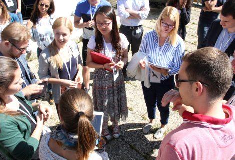 SUSTAIN – Game-Based Learning on Urban Sustainability