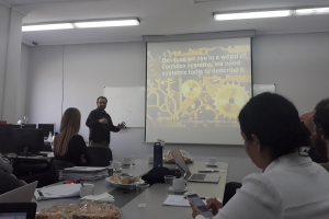 Erasmus + Project Sustain kick-off meeting