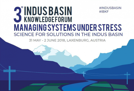 3rd Indus Basin Knowledge Forum
