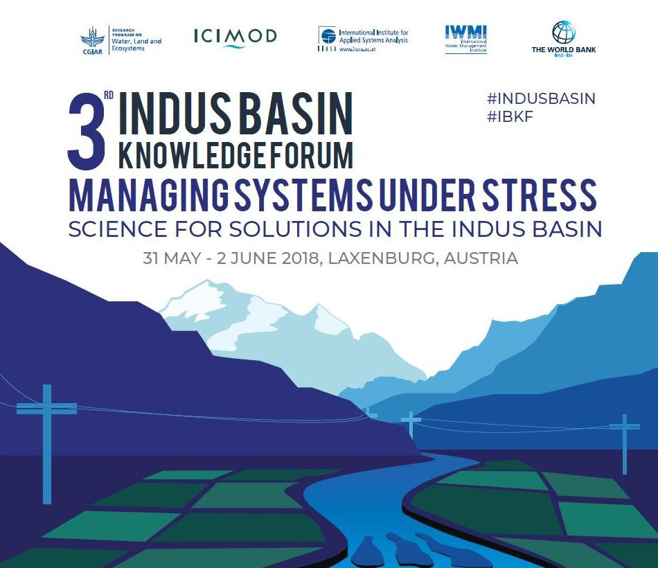 3rd Indus Basin Knowledge Forum