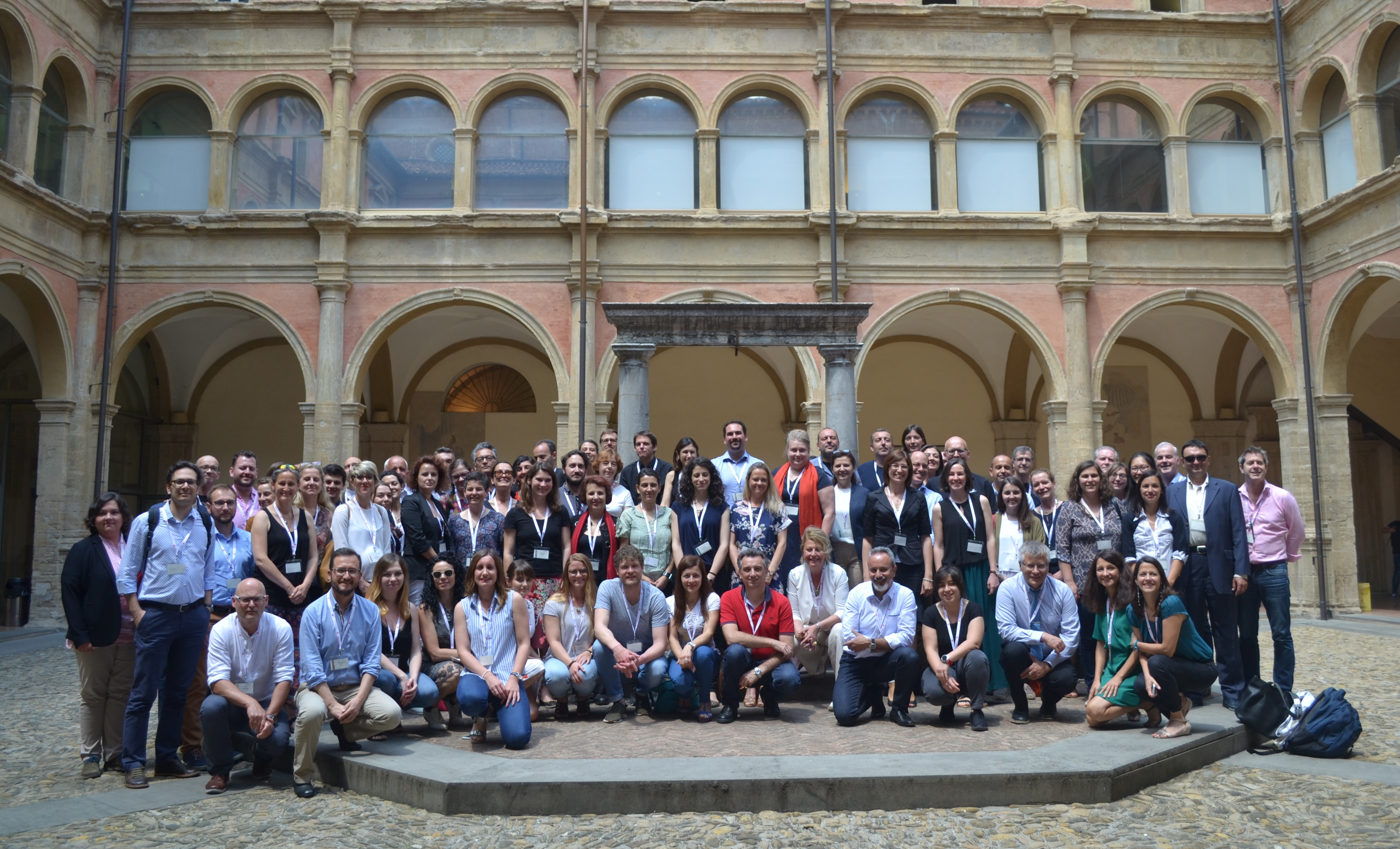 Kick-off meeting of the RURITAGE project