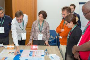 Nexus Game workshop at 9th GEF Biennial International Waters Conference