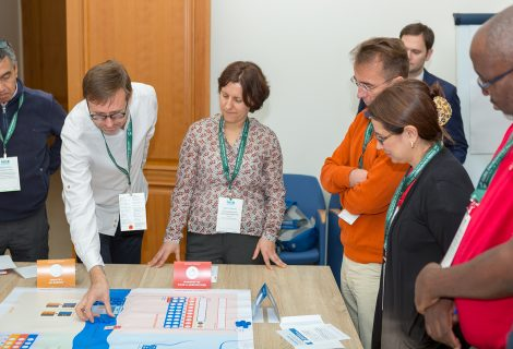 Nexus Game workshop at 9th GEF Biennial International Waters Conference