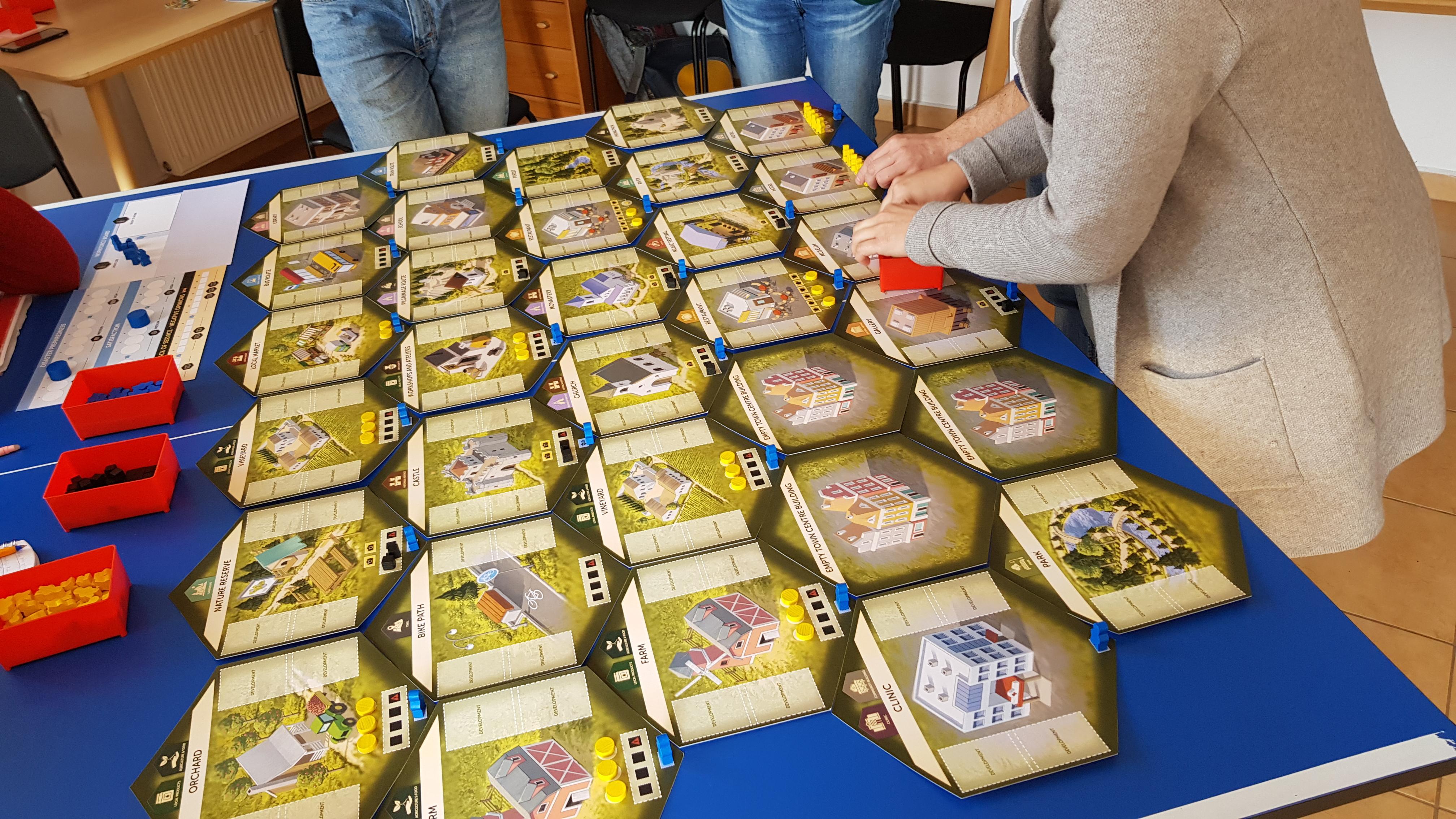 The RURITAGE test with students of Wyższa Szkoła Filologiczna
