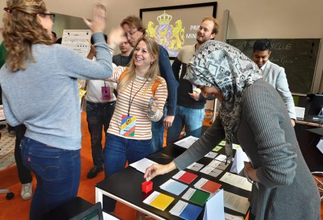 Energy Transition Game for TU Delft Energy Club