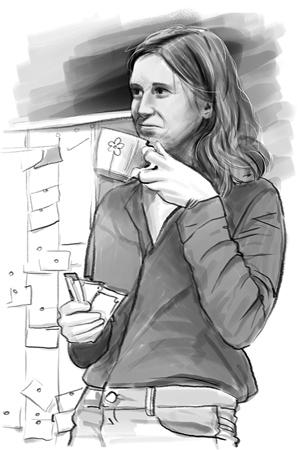 Agata Śliwa - game designer