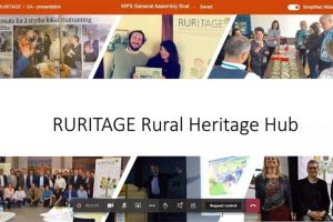 RURITAGE project General Assembly 2020